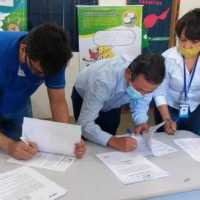 Saae e Prefeitura assinam ordem  de serviço para as duas maiores  obras da história de Vilhena