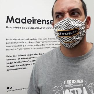 Máscaras Comunitárias