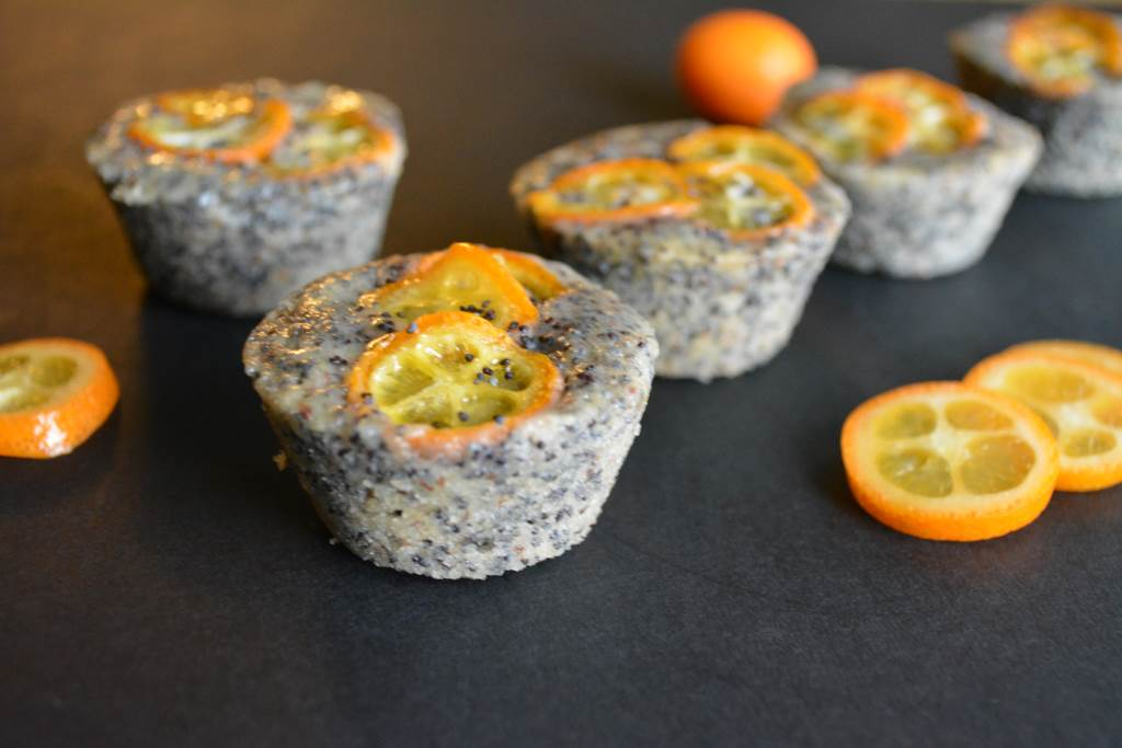 Kumquat Poppy Seed Financiers   Madeleine Effect Kumquat Poppy Seed Financiers