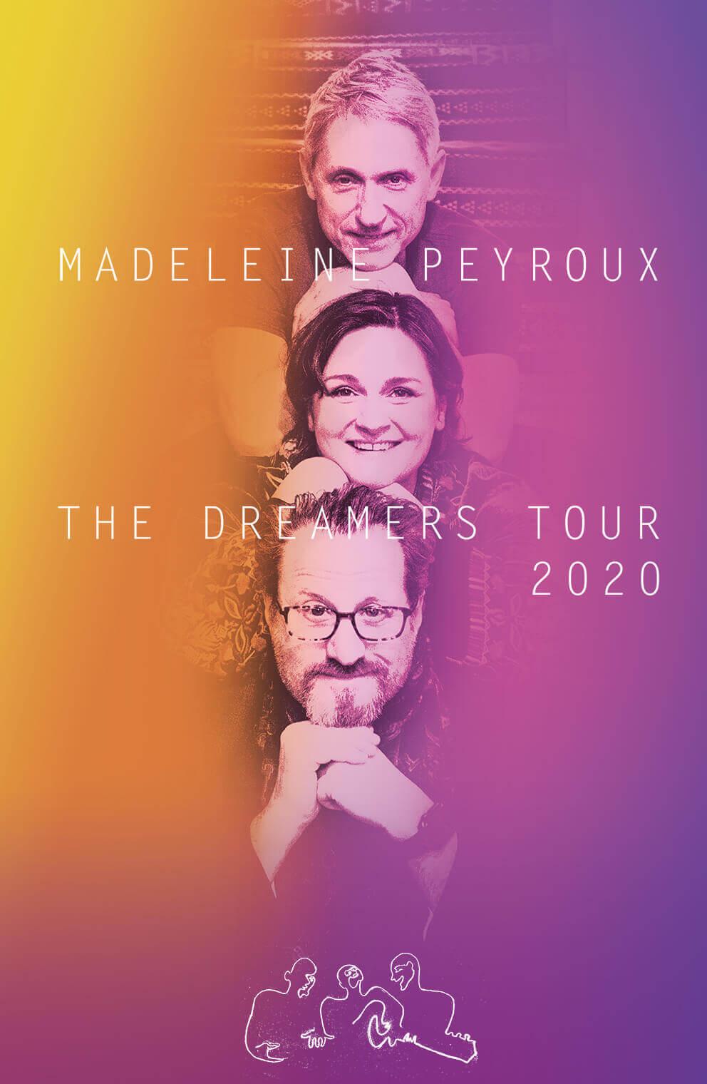 Peyroux 2020 Trio/The Dreamers