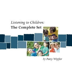Listening to Children Complete Booklet Set