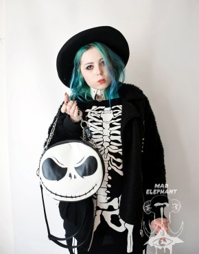 nightmare before christmas cross body bag