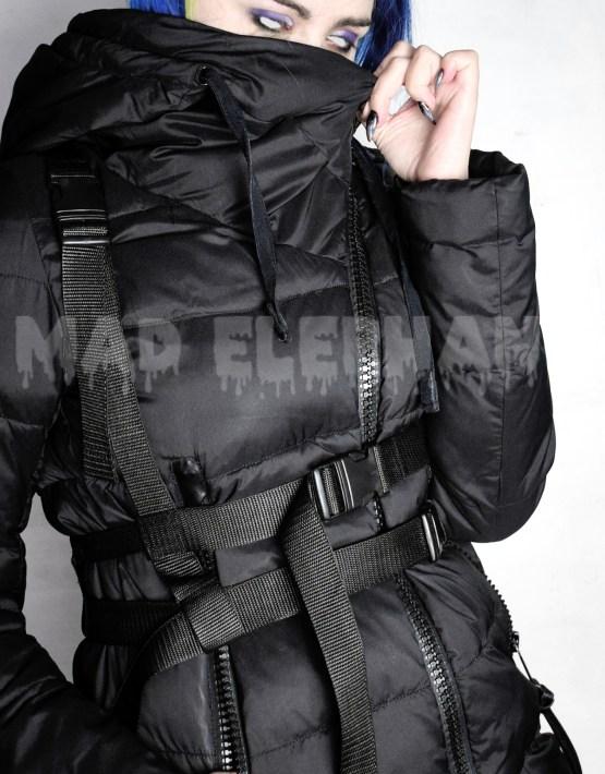 nylon harness unisex