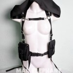 techwear harness
