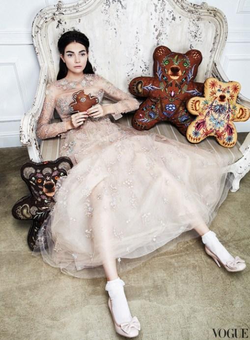 story baker Vogue Russia