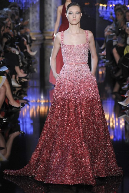 oh hail haute couture Elie Saab 2015