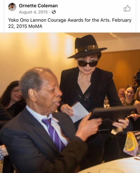 Yoko&OrnetteColeman