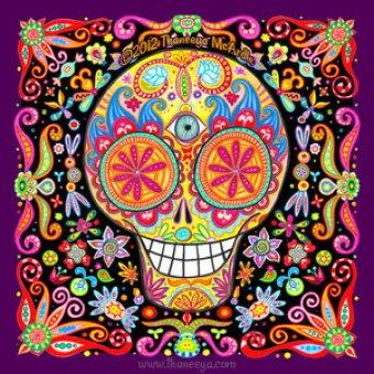 memento-mori-sugar-skull-art-by-thaneeya-mcardle
