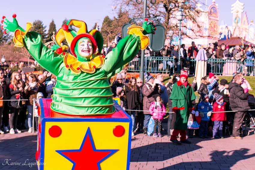 Noël à Disneyland Paris 23