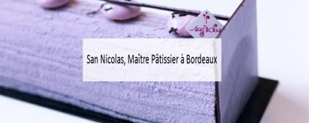 San Nicolas pâtissier Bordeaux - Made me Happy (cover)