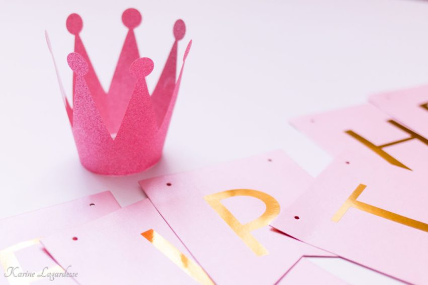 Un anniversaire de princesse
