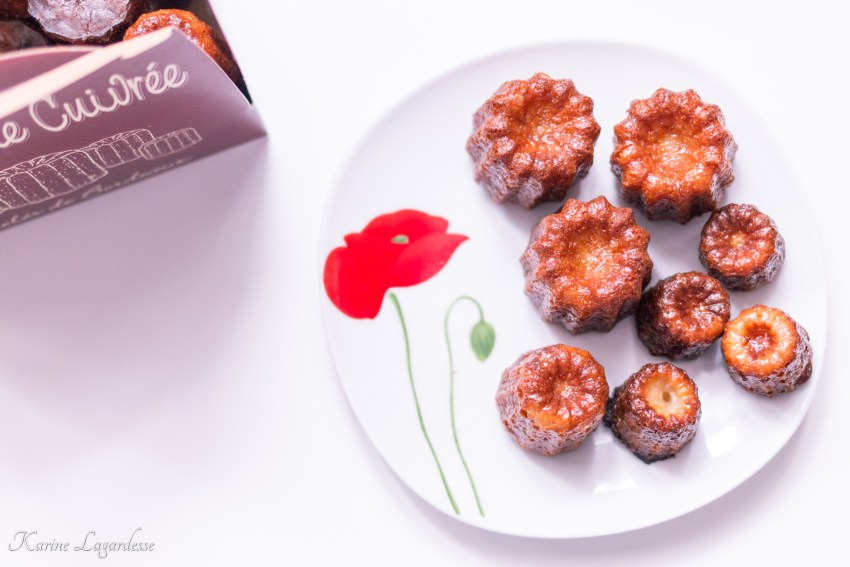 La Toque Cuivrée - Canelés - Blog Bordeaux - Made me happy-3