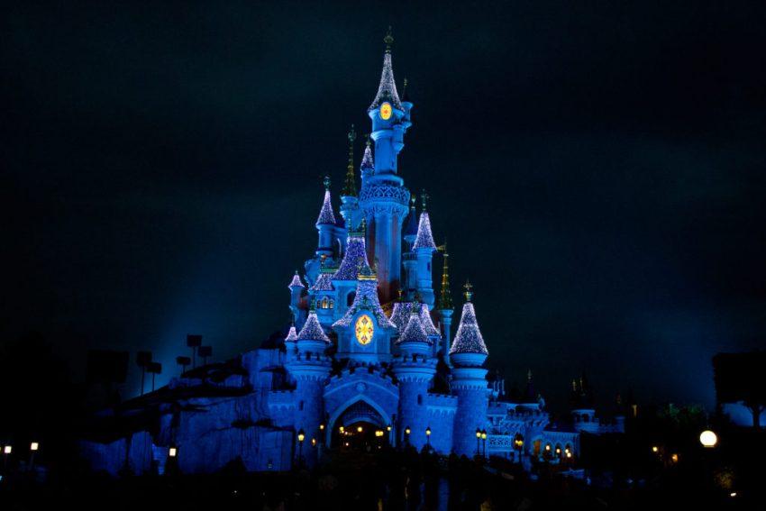 Disneyland Paris - Chateau de la belle au bois dormant