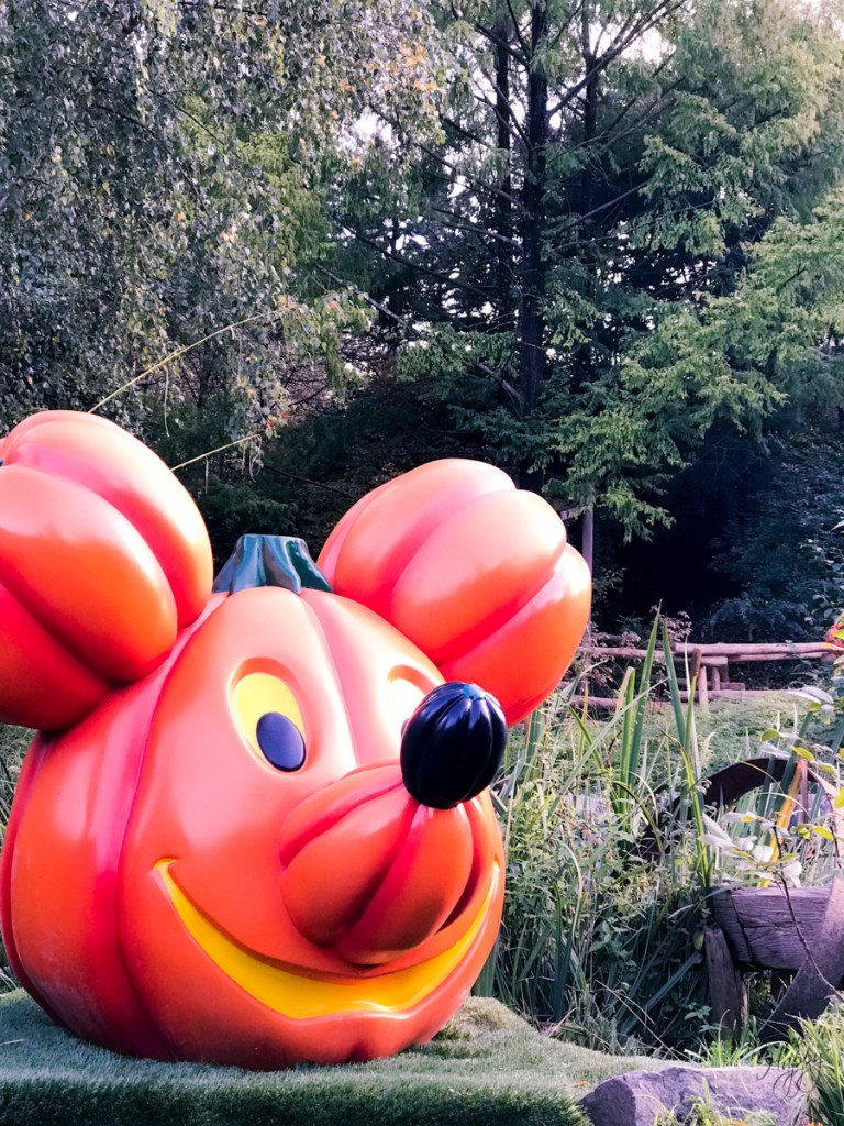 Disneyland Paris -Halloween 2017 - Blog lifestyle Made Me Happy