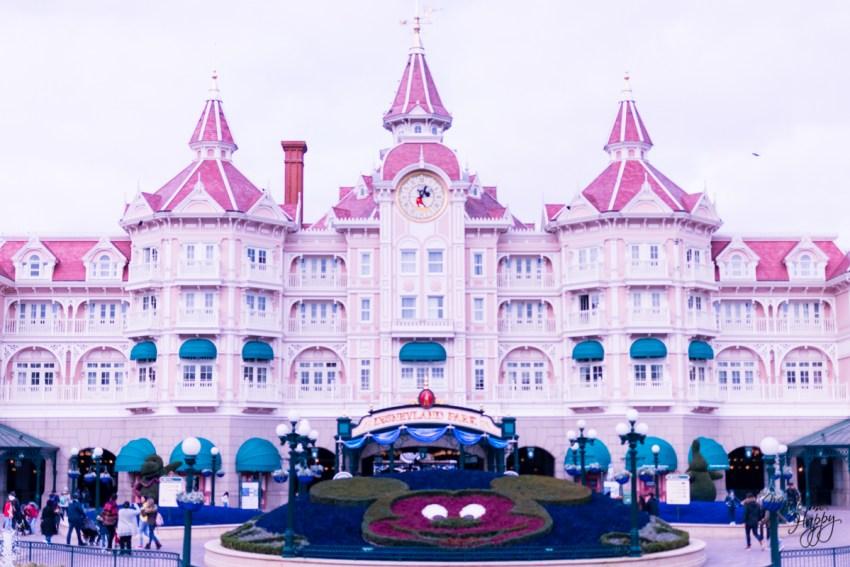 Disneyland Hotel Janvier 2018 - Blog lifestyle Bordeaux