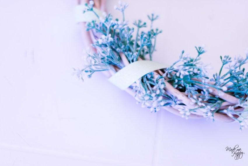 DIY Couronne Pâques - Blog lifestyle Bordeaux