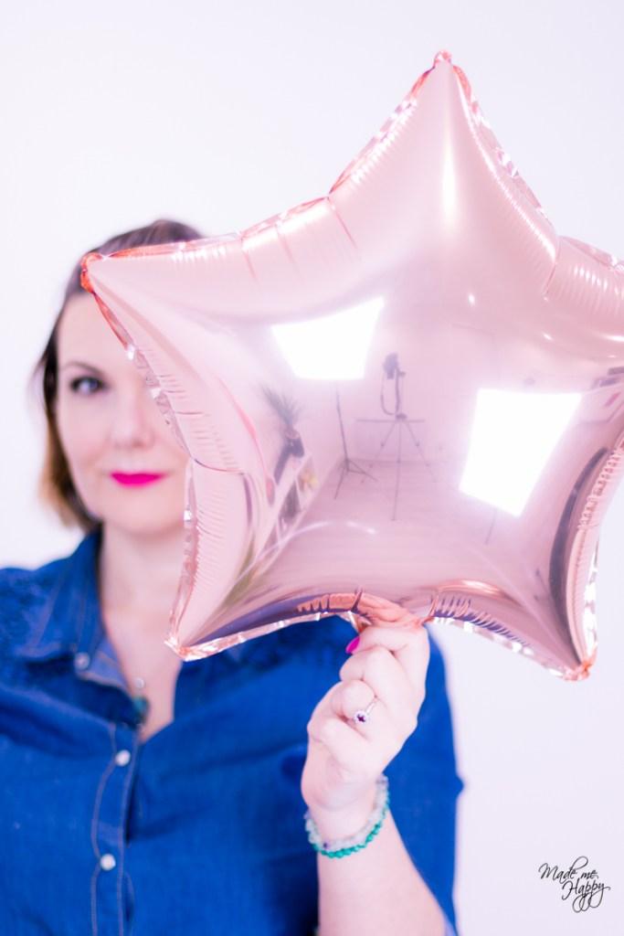Fête Anniversaire rose gold - blog lifestyle bordeaux