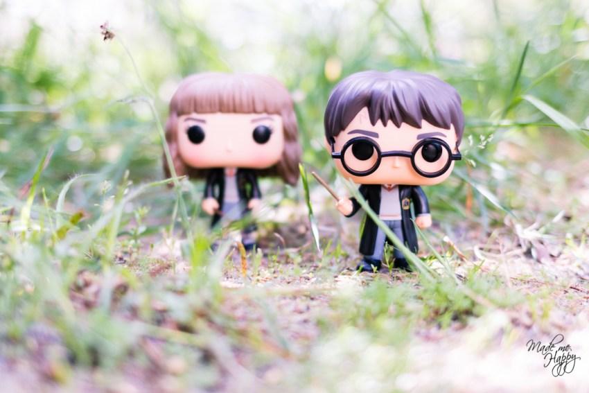Funko Pop Harry Potter - Cadeaux anniversaire - Blog lifestyle B