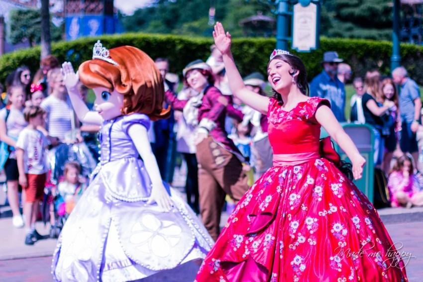 Balade Princière - Disneyland Paris - Blog lifetsyle Bordeaux