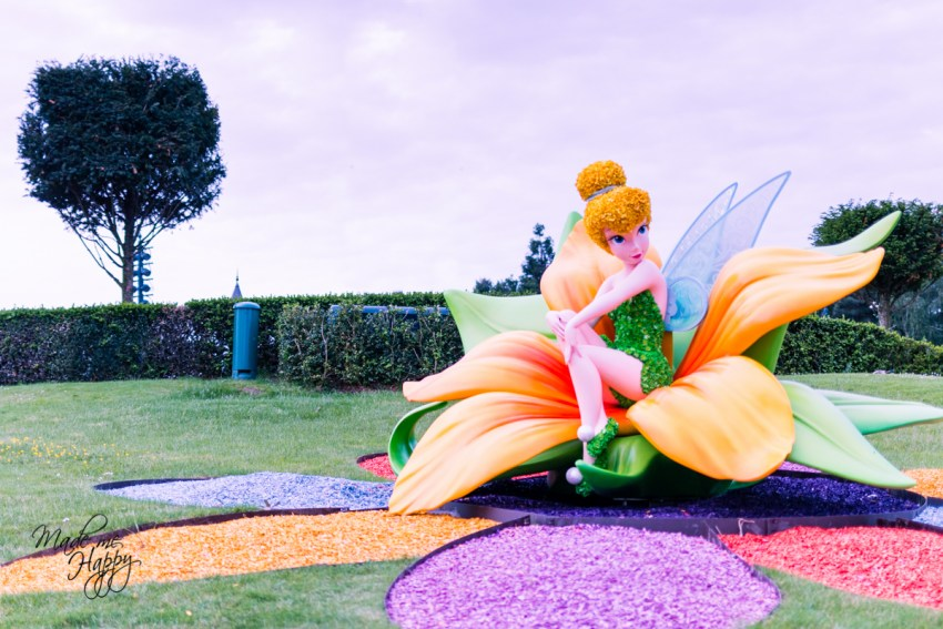 Festival Princesses et Pirate - Disneyland Paris - Blog lifestyle Bordeaux