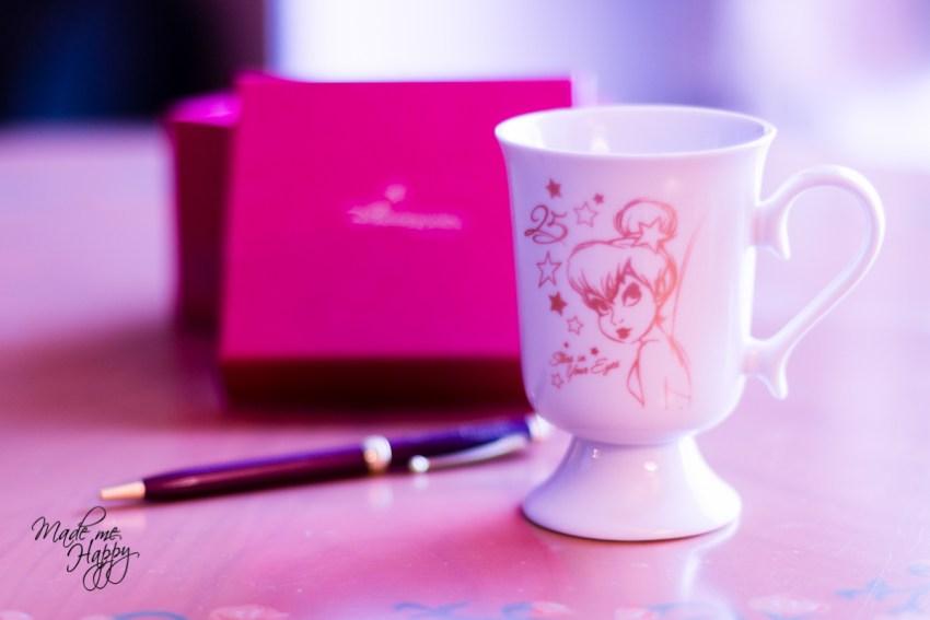Tasse cadeau anniversaire - Disneyland Hotel - Blog lifestyle bordeaux