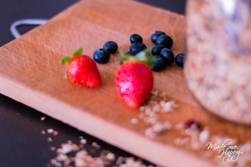 Granola Maison - Blog lifestyle Bordeaux
