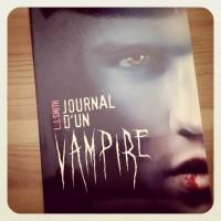 Couverture du Livre journal d'un vampire