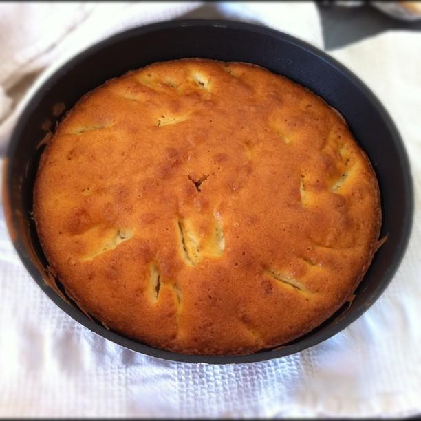 Photo Gâteau aux pommes