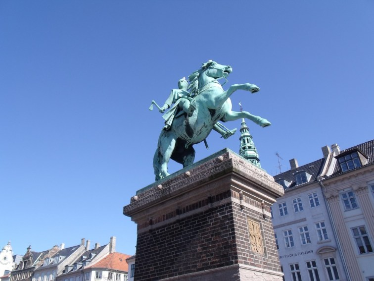 Statue d'Absalon