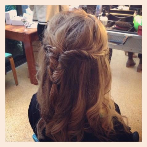Ma coiffure :)