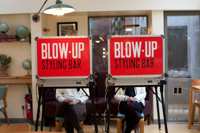 Blow Up Styling Bar
