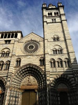 Cathédrale San Lorenzo Genes