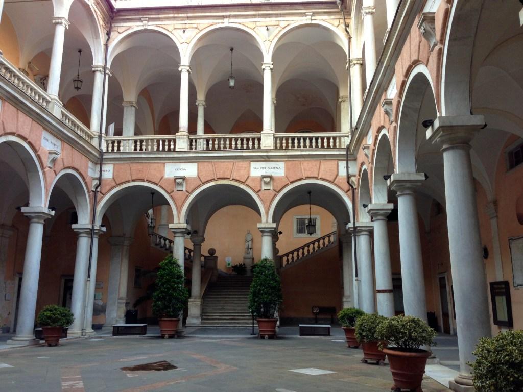 Palazzo Tursi Genes