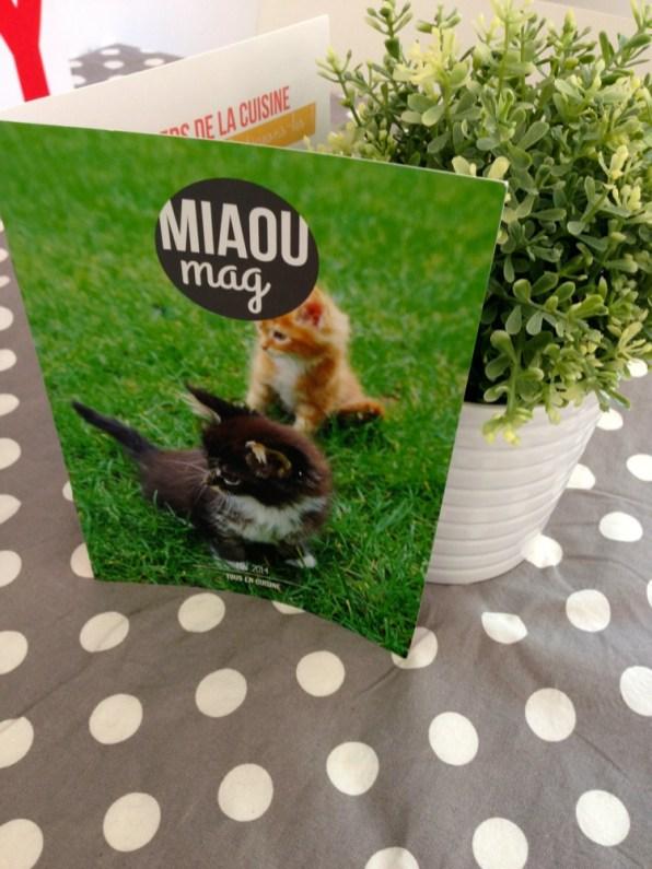 Miaou Mag mai 2014
