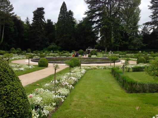 Jardin Chenonceau