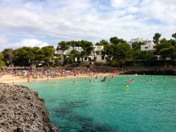 Plage Cala Gran - Cala d'Or Majorque
