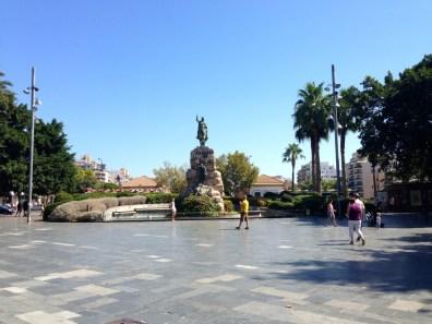 Palma centre
