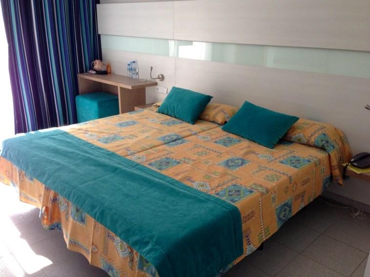 Chambre double Ariel Chico