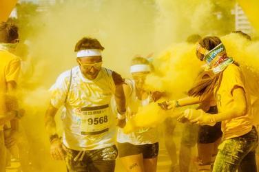 Vague jaune