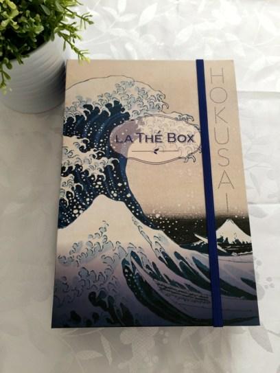 La Thé Box Hokusai