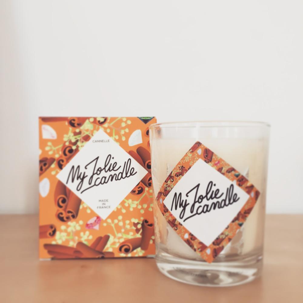 My Jolie Candle - la bougie surprise