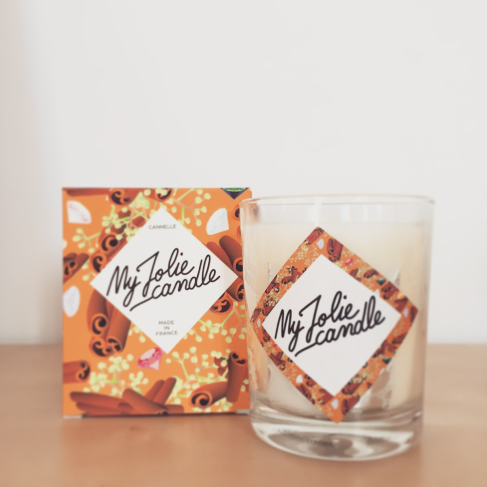 My Jolie Candle - la bougie surprise