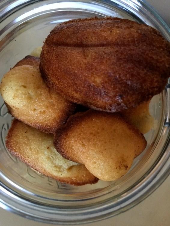 Recette madeleines 2