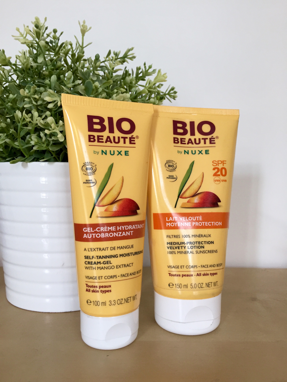 Solaire Bio Beaute by Nuxe - 1