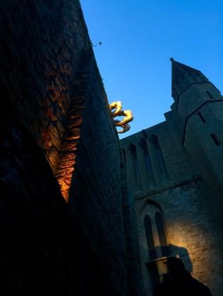 Abbaye Mont Saint Michel - 1