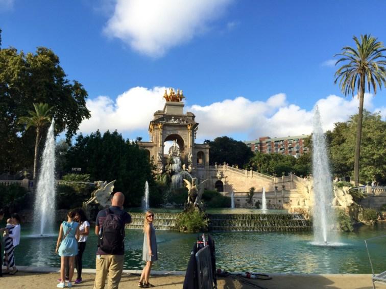 Parc de la Ciutadella Barcelona - 1