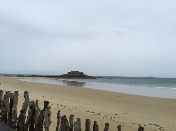 Fort National (marée basse)