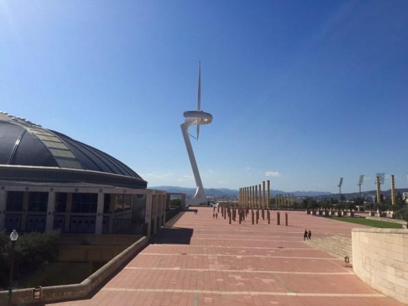 Monjuic Barcelone - 7
