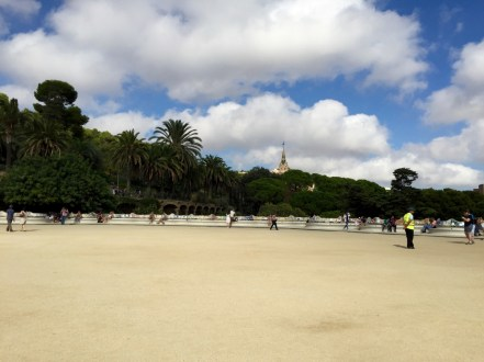 Parc Guell Barcelona - 11
