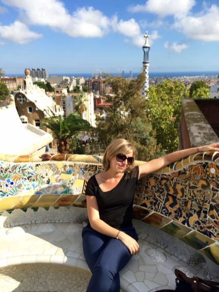 Parc Guell Barcelona - 12